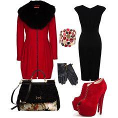 In black&red
