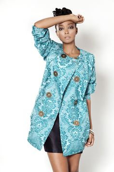 loving this coat