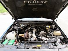 1987 Buick Grand National website includes videos, photos, DIY, instructions, magazine articles and links. Grand National Gnx, 1987 Buick Grand National, Engine, Photoshoot, Tools, Instruments, Photo Shoot, Motor Engine, Motorcycle
