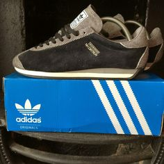 Adidas originals. NH Dirtrun
