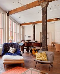 Design Inspiration | A Tribeca Loft