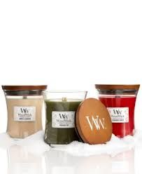 Love Woodwick Candles