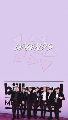 Damn right they're legends