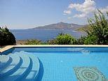 Villa in Komurluk, Mediterranean Region, Turkey. Book direct with private owner. TK2772