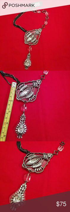"🆕Erickson Beamon Rocks necklace, fashion jewelry Erickson Beamon Rocks necklace, Lengt 15"" Erickson Beamon Jewelry Necklaces"