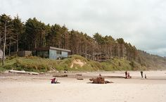 Finley House by Boora Architects, Cannon Beach, Oregon