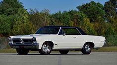 1965 Pontiac GTO Hardtop 389/360 HP, 4-Speed, Highly Optioned | Mecum Auctions