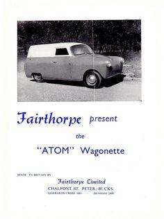 1957 Fairthorpe Atom Wagonette