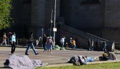 RS Notícias: Decreto autoriza retirada de barracas, camas e sof...
