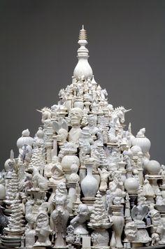 Walter McConnell http://pinterest.com/lrolle/sculpture-creation/