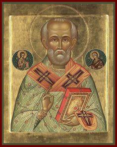 Άγιος Νικόλαος Αρχιεπίσκοπος Μύρων της Λυκίας, ο Θαυματουργός _ dec 6
