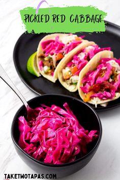 Slaw Recipes, Raw Food Recipes, Easy Dinner Recipes, Mexican Food Recipes, Vegetarian Recipes, Cooking Recipes, Quick Recipes, Mexican Desserts, Freezer Recipes