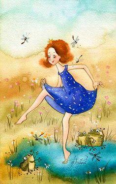 VICTORIA KIRDIY - Russian Artists, Illustrator / by Victoria Kirdiy