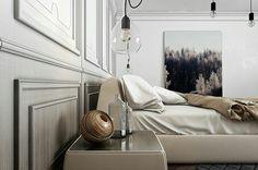 CONTEMPORARY BEDROOM DECOR   Inspiring bedroom decor idea   www.bocadolobo.com   #bedroomdecor #modernbedroom #bedroomideas #masterbedroom #bedroominspiration
