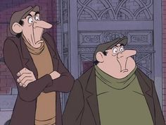 Jasper and Horace, 101 Dalamations | Community Post: A Definitive Ranking Of The 26 Greatest Disney Henchmen