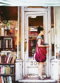 old books stores make the best adventures, I wish I could find an old building and start my own bookstore.....