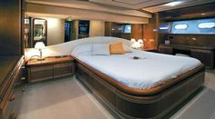 When you are in your private yacht and traveling in the greek seas, you need to take a nap in a luxury bed, don't you? Reservations here: 6948364770