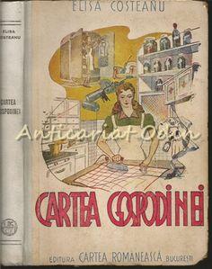 Cartea Gospodinei - Elisa Costeanu - Femeia Gospodina In Casa A Regina I Cover, Books, Art, Art Background, Libros, Book, Kunst, Performing Arts, Book Illustrations