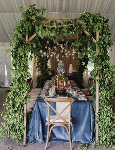 Featured Photographer: Michele M. Waite Photography; Wedding reception idea.