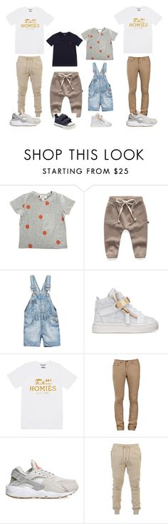 """""""THE FAM POPPIN"""" by zayslayy ❤ liked on Polyvore featuring Acne Studios, Levi's, Converse, COMUNE, NIKE and Balmain"""