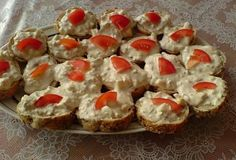 Sushi, Muffin, Appetizers, Cooking Recipes, Breakfast, Ethnic Recipes, Morning Coffee, Appetizer, Chef Recipes