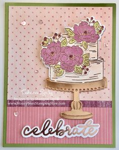 Honeybee's Stamping Hive: February 2020 Paper Pumpkin 12 Alternatives Happy Birthday Images, Happy Birthday Greetings, Stampin Up Paper Pumpkin, Pumpkin Cards, Wink Of Stella, Shaker Cards, Card Kit, Stampin Up Cards, Wedding Cards