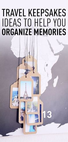 15 Travel Keepsakes Ideas to Help You Organize Your Travel Memories Travel Tickets, Travel Souvenirs, Travel Rewards, Vacation Memories, Travel Memories, Travel Size Toiletries, Travel Crafts, Memory Crafts, Travel Scrapbook
