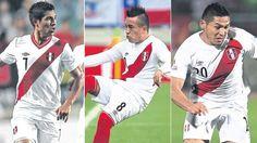 El duelo contra Colombia, en el debut de la Selección Peruana en la Eliminatoria a Rusia 2018, está a la vuelta de la esquina. Solo restan 16 días para ese encuentro que se jugará el jueves 8 de octubre en Barranquilla. Setiembre 22, 2015.
