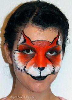 Fox by Olga Meleca