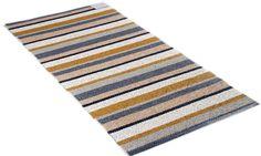 Plastmatta Stripe grå, Horredsmattan