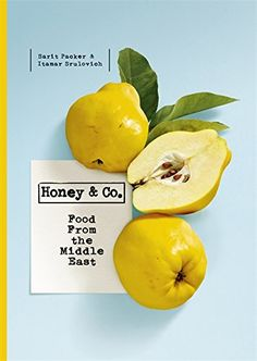Honey & Co: Food from the Middle East by Itamar Srulovich http://www.amazon.com/dp/144475467X/ref=cm_sw_r_pi_dp_rpSBvb0000ECG