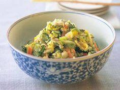 鈴木家の絶品!和風サラダレシピ 講師は鈴木 登紀子さん|使える料理レシピ集 みんなのきょうの料理 NHKエデュケーショナル