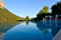 Infinity pool at Solivaret Hotel. Alaró. #Mallorca.