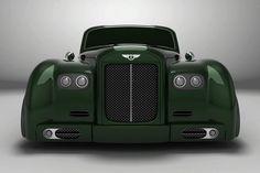 FAB WHEELS DIGEST (F.W.D.): 2008 Bentley S3 E Concept