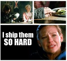 JAIME AND BRIENNE. I SHIP THEM SOOOOOO HARD!!! You don't even know!!! AAAAAH!! (I ship Sansa with Petyr too tho)