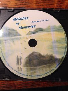 Music CD by CMTLoose Melodies of Memories by LooseChipsWoodWork