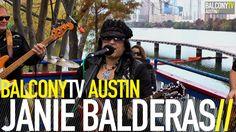 JANIE BALDERAS - SWEET MEMORIES (BalconyTV)