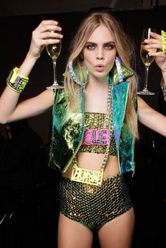 Marie Claire - 14 Reasons Why We Love Cara Delevingne