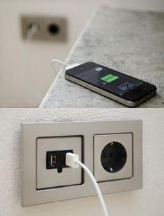 Gira USB power supply 2-gang