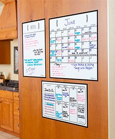 Look at this White Fluorescent Monthly/Weekly Memo Decal Set on #zulily today!