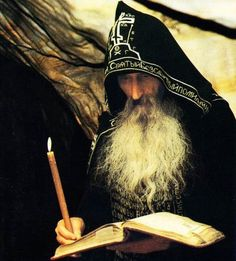 https://flic.kr/p/8mQHNC | Elder Iliy | of Optina Monastery, Russia