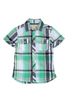 Find a cool range of clothes, shoes and accessories for boys at H&M. Our comfy, practical boys' clothing fits kids ages 18 months to 10 years. Ibiza 2016, Boys Clothes Online, Latest T Shirt, H&m Shorts, Kids Boys, Woven Fabric, Blue Denim, Men Casual, Plaid