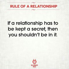 best open relationship rules