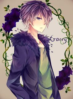 Garry by ameriya.deviantart.com on @deviantART. Some Subaru (DiaLovers) vibes.