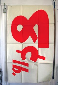 Typeverything.com - Vintage 1960's Grocery Store poster (viawarymeyer)
