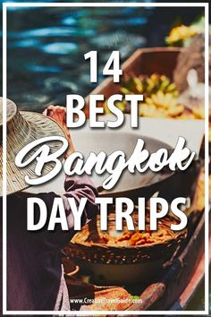 The city of Bangkok is an incredible city but one of my favourite things to do in Bangkok is to get out of the city and enjoy 14 best Bangkok day trips. Thailand Travel Guide, Bangkok Travel, Visit Thailand, Bangkok Thailand, Travel List, Solo Travel, Travel Guides, Group Travel, Khao Lak