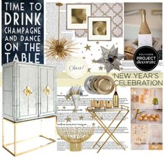 """""""New Year's Celebration"""" by bamaannie on Polyvore"""