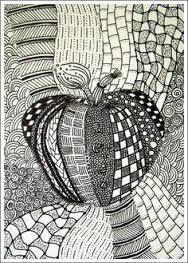 Resultado de imagen para zentangle line