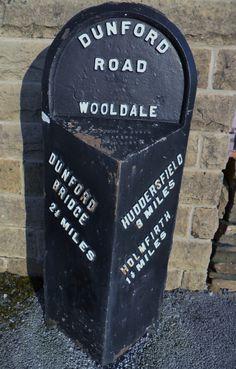 Wooldale, (Hade Edge), Holmfirth, YKW. SE14603 05798