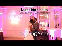 Nigerian Wedding: Josephine & Ike - Coming Soon - YouTube